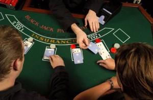 Hoge inzet Blackjack tips