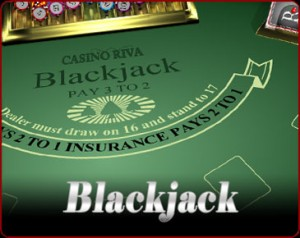 Online Blackjack cashback